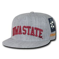 NCAA Iowa State University Cyclones Game Day Snapback Caps Hats Heather Grey