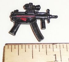 GI Joe Accessory 2011 Cobra Shock Trooper       Sub Machine Gun
