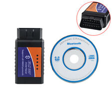 ELM327 Bluetooth OBD2 OBD II Scanner Interface Car Auto Adapter ODB Scan Tool