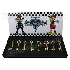 Kingdom Hearts II 8 KEY BLADE Sora Necklace Pendant C