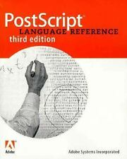 PostScript Language Reference (3rd Edition), Adobe Systems  Inc., Acceptable Boo