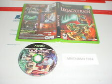 LEGACY OF KAIN : DEFIANCE game only in case for Microsoft XBOX