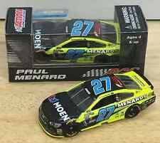 NASCAR 2016  PAUL MENARD #27 MOEN MENARDS 1/64 DIECAST CAR