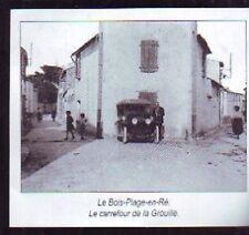 2001  --  LE BOIS PLAGE EN RE    LE CARREFOUR DE LA GROUILLE  Z534