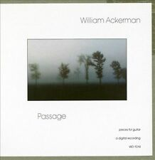 WILL ACKERMAN Passage - NEW & SEALED CD Windham Hill Records 2009 William