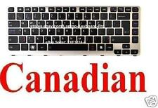 Toshiba Satellite M640 M645 P740 P745 Keyboard - Backlit  - CA Canadian
