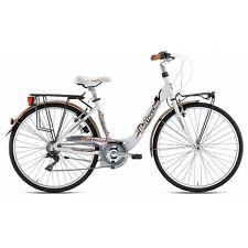 """Vélo Ville City  femme 26 pouces Hauteur  42 """" poids 16,5 Kg , Bottecchi 715"""