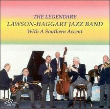 With a Southern Accent by The Lawson-Haggart Jazz Band (CD, Jazzology)
