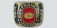 San Francisco 49ers Ring Paperweight by Balfour