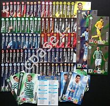 ALL Base Cards + RS/SP/FF/GS Panini Adrenalyn XL Champions League 2012/13 UPDATE