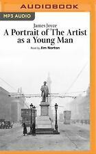 A Portrait of the Artist As a Young Man by James Joyce (2016, MP3 CD,...