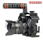 Honu v2.0 Video Cage w Top Handle HDMI Clamp for Panasonic GH3 GH4 Sony A7 A7R
