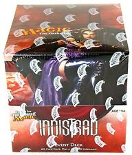 Magic the Gathering Innistrad Event Deck Sealed Box -3 Deathfed, 3 Hold the Line