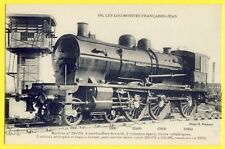 CPA Coll. FLEURY, PARIS LOCOMOTIVE construite en 1912 CHEMIN de FER TRAIN Tour