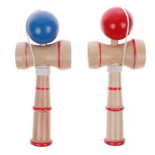 Kid Kendama Ball Japanese Intellectual Traditional Wood Game Balance Skill Toy