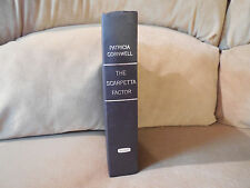 The Scarpetta Factor by Patricia Cornwell VG Condition Hardcover FREE SHIPPING!