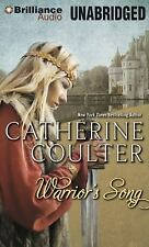 Medieval Song: Warrior's Song 1 by Catherine Coulter (2012, CD, Unabridged)