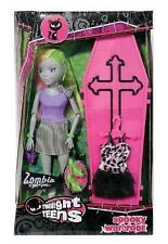 ZOMBIA ZOMBIE Twilight Teens DOLL BAMBOLA CON GUARDAROBA