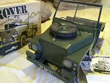 "Vintage action man land rover ""complet"""