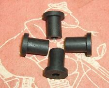 TRIUMPH BSA SIDE COVER OIL TANK MOUNT GROMMETS 82-6673 BRITISH MADE
