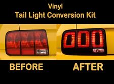 2005 2006 2007 Ford Mustang Tail Light Conversion Kit to 2013 - Vinyl Decal Wrap