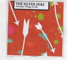 (GP872) The Silver Seas, The Best Things In Life - 2011 DJ CD
