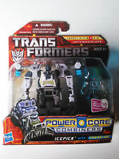 Transformers Power Core Combiners Icepick with Chainclaw NEW FREE SHIP