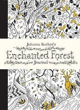 Johanna Basford's Enchanted Forest Journal (2016, Print, Other)