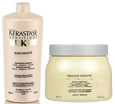 Pack Densifique 5 : Bain Densite 1000ML + Masque Densite 500ML Kerastase