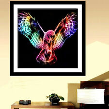 DIY 5D Flying Eagles diamant broderie Peinture Cross Stitch Home Decor mur