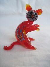 Chat en Verre de Murano - Murano Glass Cat