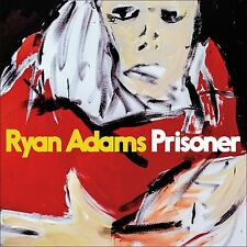 Ryan Adams PRISONER +MP3s LIMITED EDITION New Sealed RED COLORED VINYL LP