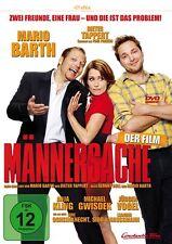 MÄNNERSACHE - MARIO BARTH, DIETER TAPPERT, ANJA KLING, THOMAS THIEME-  DVD NEU