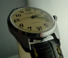 Vintage FORTIS 17 Jewels Wind-Up