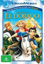 The Road To El Dorado New DVD R4