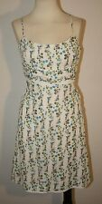 MILLY OF NEW YORK 100% COTTON DOTTED dress size 4