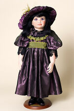 "Amy Burgess ltd ed Original porcelain art doll ""Katha"""