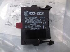 CONTACT BLOCK, REAR, 1NC, Part # M22-KC01