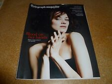 Daily Telegraph Magazine MARION COTILLARD Downton Abbey 19/9/15 UK 1 day only