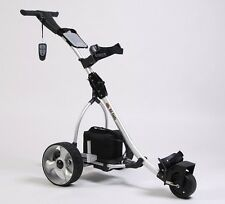 Bat Caddy X3R Remote Control Electric Golf Bag Cart/Trolley + Accessories