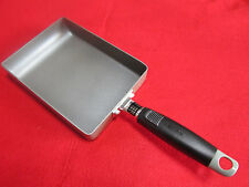 "STRONG FRYING PAN"" TAMAGOYAKI NON-STICK COOKING JAPANESE SQUARE EGG Omlet Japan"