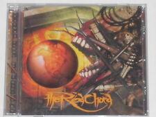 THE RED CHORD -Fed Through The Teeth Machine- CD