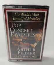 Arthur Fiedler & The Boston Pops The World's Most Beautiful Melodies Concert Fav