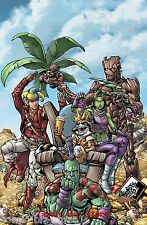 GUARDIANS OF THE GALAXY DREAM ON #1 (2017) 1ST PRINTING BAGGED & BOARDED