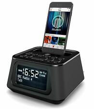 Madingley rise dab radio station d'accueil enceinte dock alarme iphone 5 5S 5C 6 6+