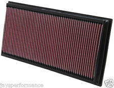 Kn air filter (33-2857) Para Porsche Cayenne I (955) 4.5 2002 - 2007