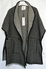 New ZARA  Knitted Poncho Cape Jacket Coat Blazer ONE Size  M Ref.7901/299