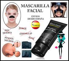 Mascarilla Facial para quitar el acné, puntos negros, piel muerta, espinillas...