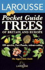 Trees (Larousse Field Guides),ACCEPTABLE Book