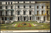 Norfolk Postcard - The Floral Clock, Great Yarmouth   A9003